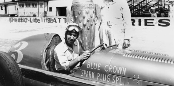 The Blue Crown Spark Plug Special