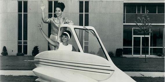 New York Hot Rod and Custom Show 1965