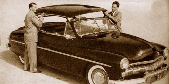 '49 Merc Hardtop