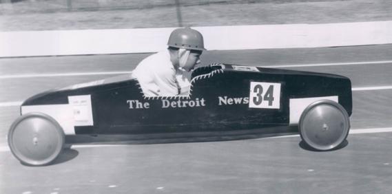 The Detroit News Soap Box Derby
