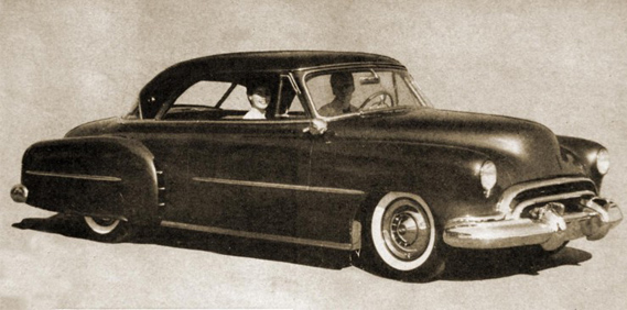 John Dietrich 51 Chevy (Valley Customs)