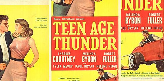 Teenage Thunder!