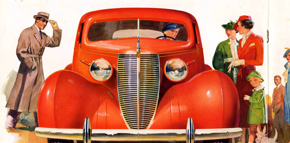 1937 Orphan Coupe: If you had to take one…