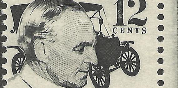 Happy 148th Birthday, Henry Ford!
