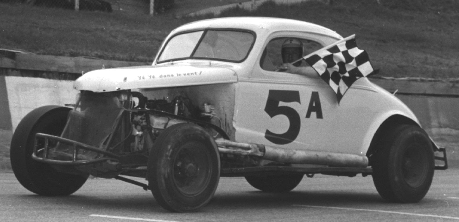 Random Images: Dirt Track racing in the 50s | The Jalopy Journal The ...