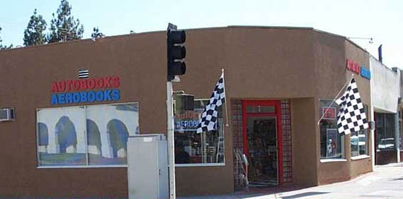 Print's not dead… at Autobooks in Burbank!