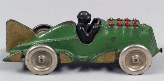 Hubley Racers…