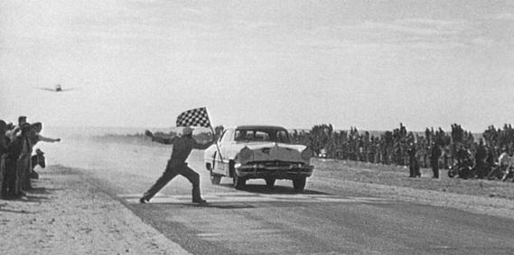 The 1952 Carrera Panamericana