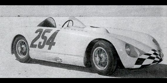 Fred Lavell's J2 Allard