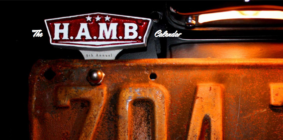 2012 H.A.M.B. Calendar & More…