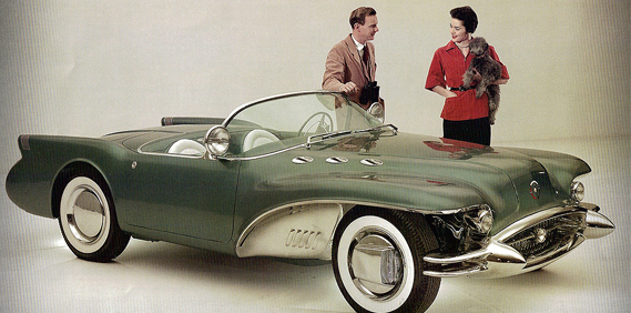 The 1954 Buick Wildcat II