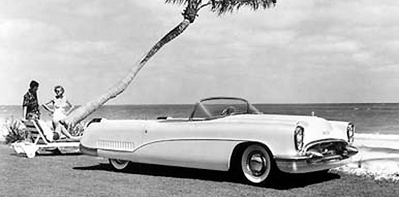 The 1953 Buick Wildcat