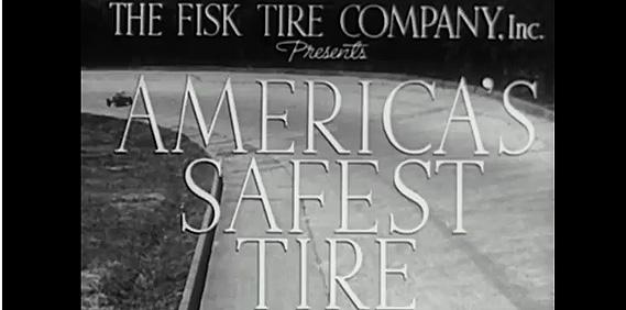 Film Clip of the Day: America's Safest Tire