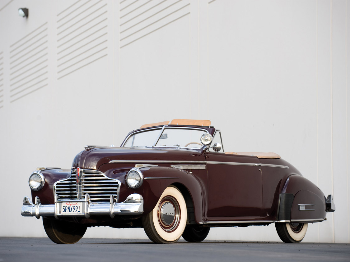 The 1940s Cars  History and Development