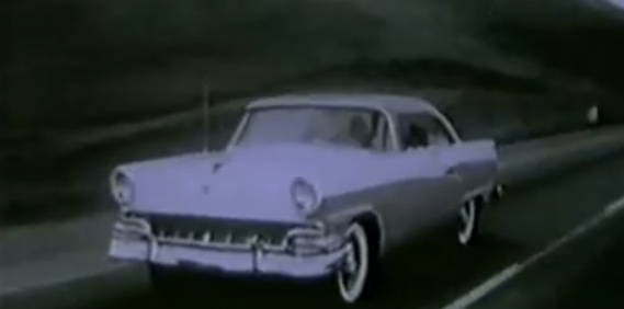 When You Go In A '56 Ford…