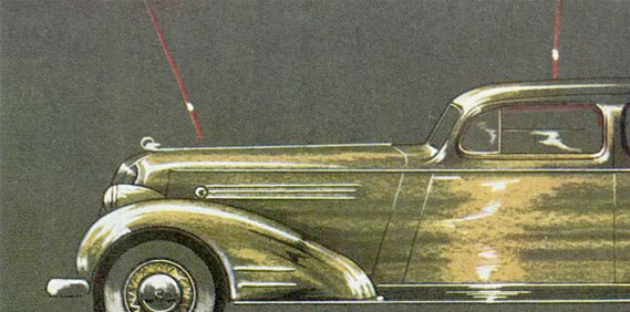 Esquire's 1935 Automotive Preview