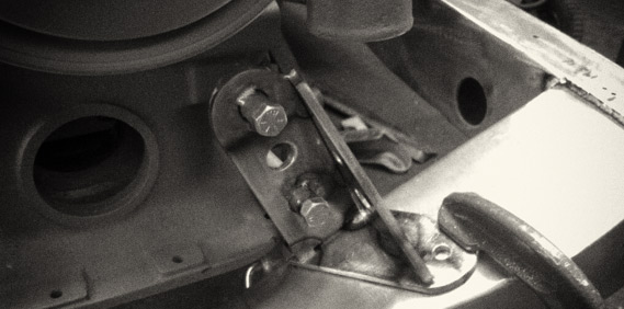 Project '38: Motor Mounts