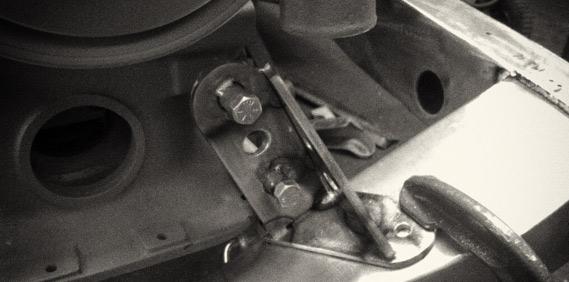 Project '38: Motor Mounts