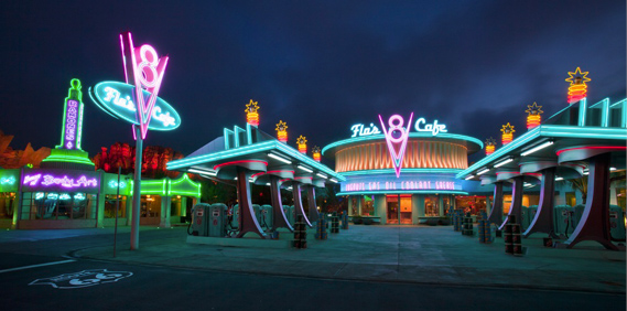 A Gearhead's Guide to Cars Land…