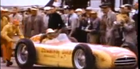 When the Diesel came to Indy… Film of #28!