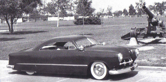 The Buster Litton '49 Ford