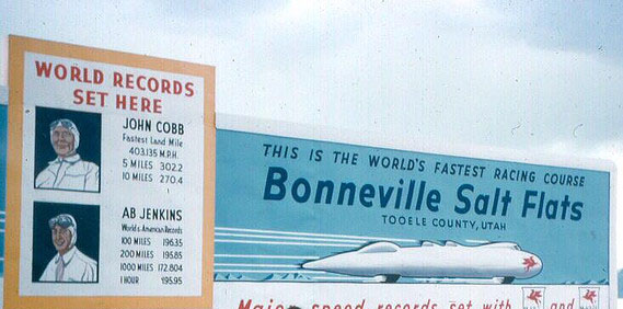 The Lure of Bonneville…