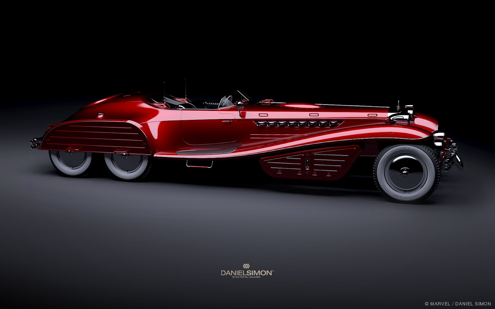 the red hydra coupe the jalopy journal the jalopy journal. Black Bedroom Furniture Sets. Home Design Ideas