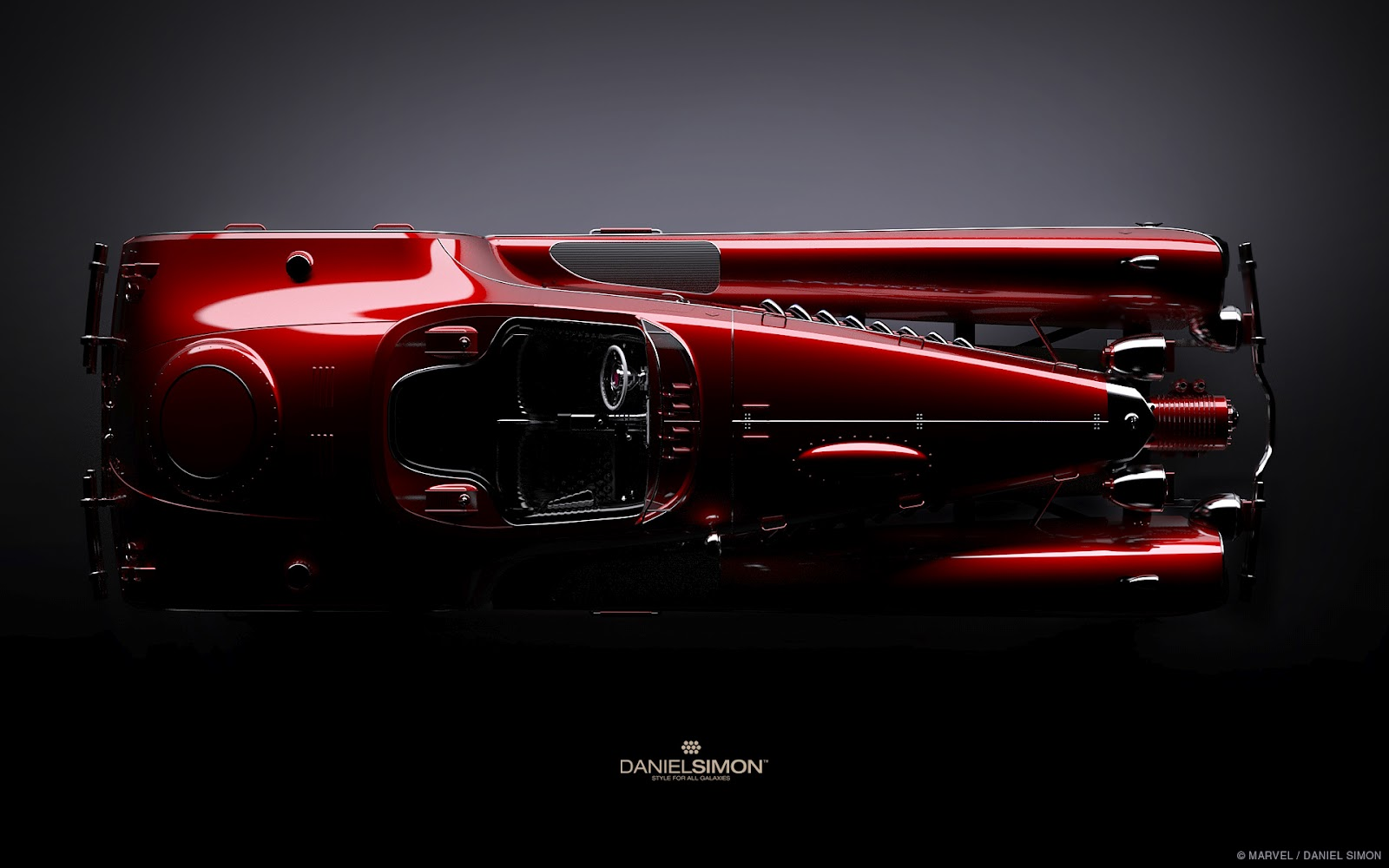 The Red Hydra Coupe | The Jalopy Journal The Jalopy Journal