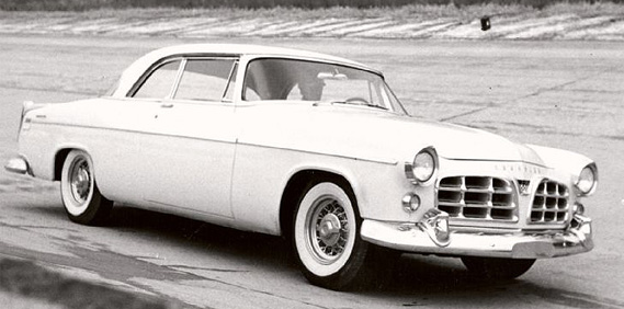 The 100 Million Dollar Look: Chrysler for 1955!