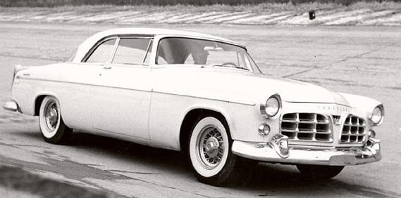The 100 Million Dollar Look: Chrysler for 1955!