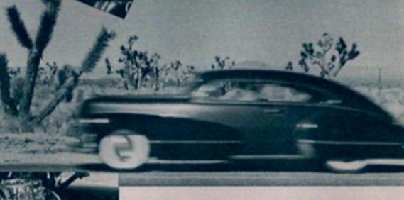 A 120mph '46 Sedanette