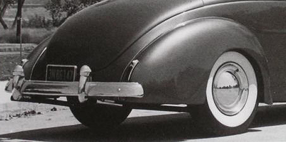 The Five Freshest Taillights of the 40s