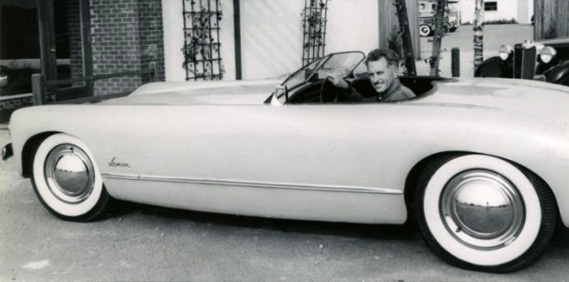 The 1951 Lancer… First of the Fiberglass Sports