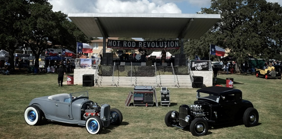 2012 Hot Rod Revolution