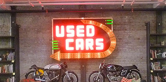 "Bruce Meyer's ""Used Cars""…"