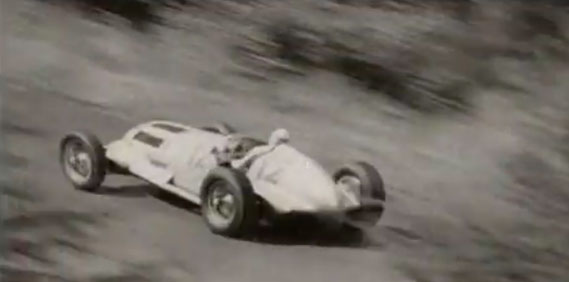 Germany's Pre-War Hot Rodding: The Mercedes W125