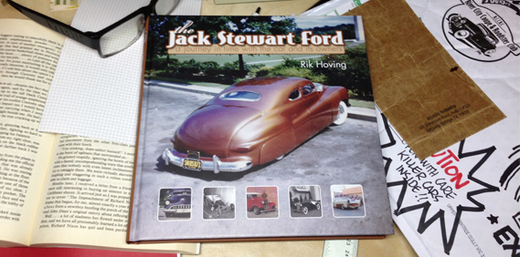 The Jack Stewart Ford