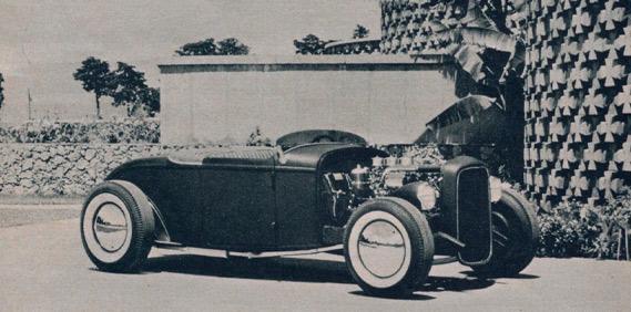 The Guatemalan & Road Racing '32