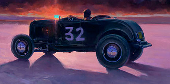 Five Favorite Hot Rod Artists