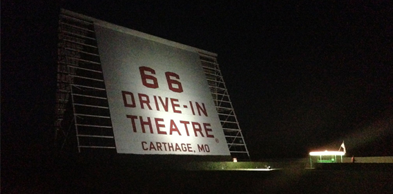 Save the Drive In!