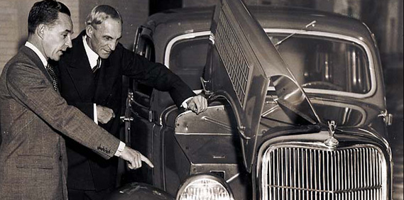 Pre-War Ford Trivia… Know your Stuff?