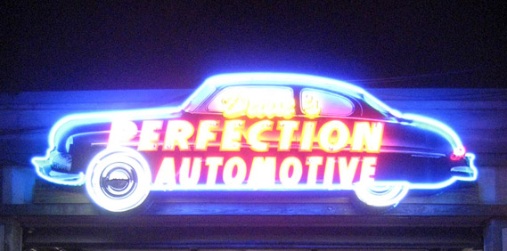 One Night in Austin: Dave's Perfection Automotive