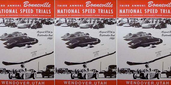 Bonneville, 1951
