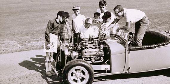 Paul Hannan's 1929 Roadster