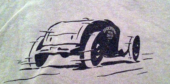 Not-So-Old Hot Rod Shirts