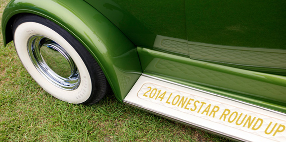 The 2014 Lonestar Round Up