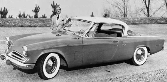 1953 Studebaker Starliner: Ahead of it's time?