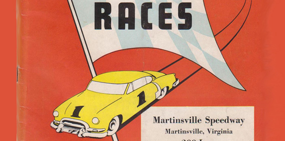 More Vintage Road Race Programs