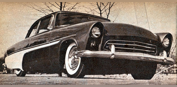 Kansas Kustom – '55 Plymouth by Starbird