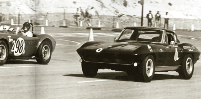 The Paul Reinhart Vette